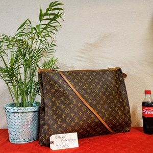 ⚜⚜Louis Vuitton Luggage Insert - Brief Case * ⚜⚜
